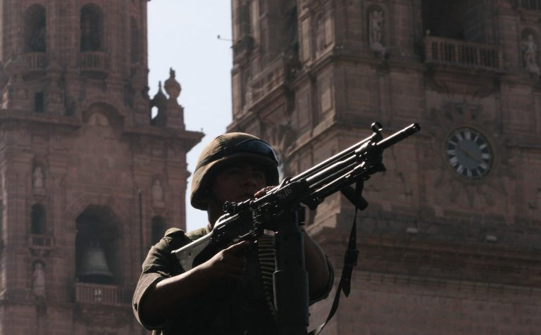«Καραβάνι κατά της βίας» στο Μεξικό | Newsit.gr