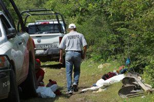 Νέα φρίκη στο Μεξικό: Βρήκαν 11 σορούς που είχαν υποστεί βασανιστήρια