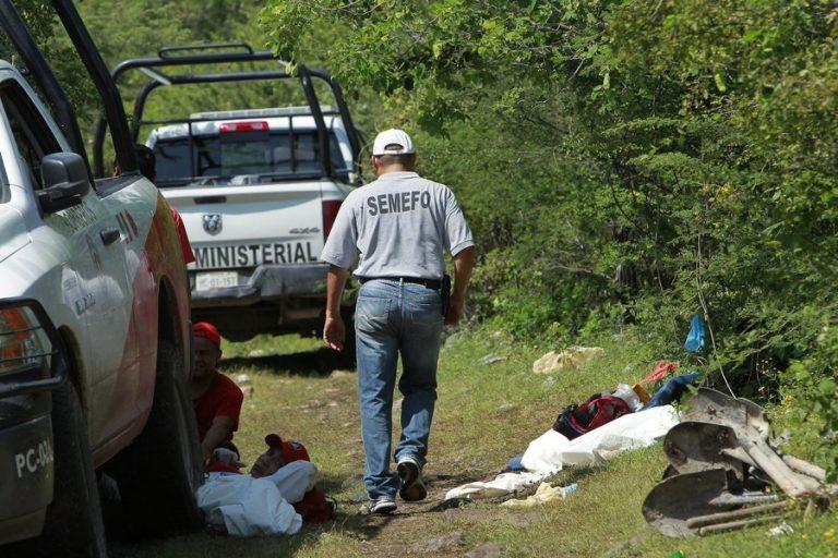 Νέα φρίκη στο Μεξικό: Βρήκαν 11 σορούς που είχαν υποστεί βασανιστήρια | Newsit.gr