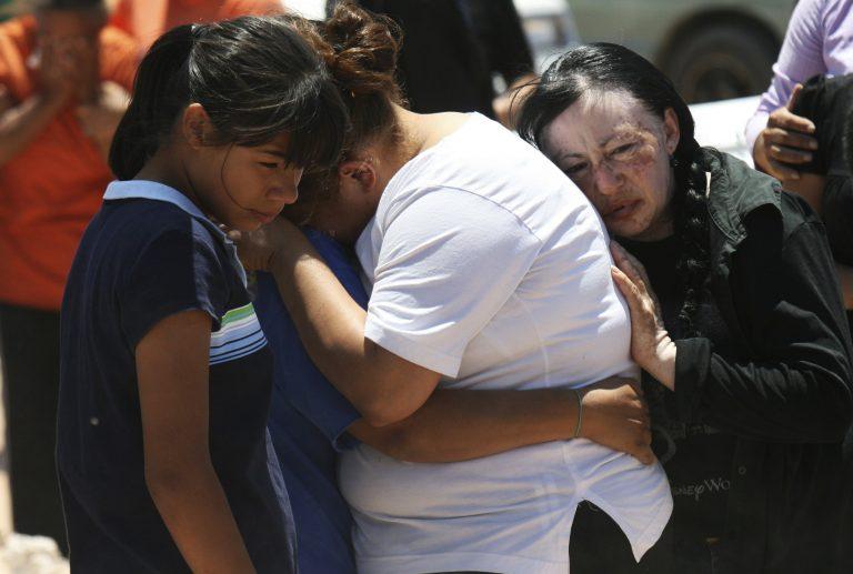 Μεξικό: Τα καρτέλ ναρκωτικών έσπειραν το θάνατο   Newsit.gr
