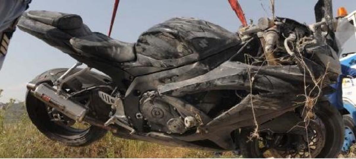 Θρήνος στην Κάρυστο για το θάνατο μοτοσικλετιστή | Newsit.gr