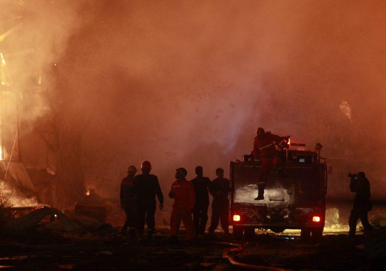 Ταϊβάν: Κάηκε νοσοκομείο, 12 νεκροί | Newsit.gr