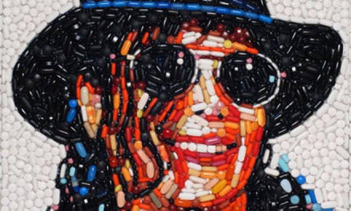 Τα χάπια του Michael Jackson έγιναν τέχνη! | Newsit.gr