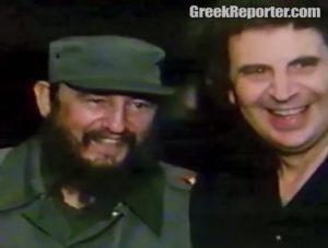 Μίκης Θεοδωράκης – Φιντέλ Κάστρο: Η ιστορική συνάντηση και το «αντίο» [vid]