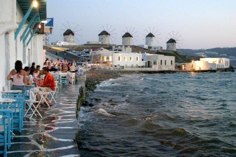 Μύκονος: Ψηφίστηκε ως το καλύτερο νησί της Ευρώπης   Newsit.gr