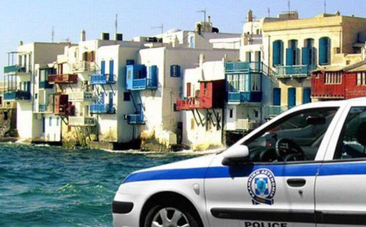 Μύκονος: Τον «τσάκωσαν» με ναρκωτικά μόλις κατέβηκε από το πλοίο   Newsit.gr