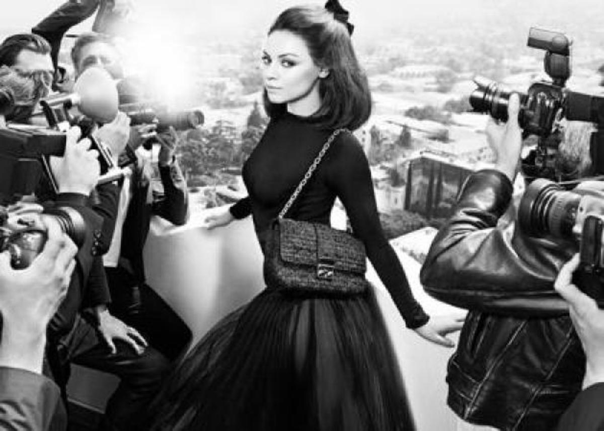 Όλες οι λεπτομέρειες για το beauty look της Mila Kunis στην νέα καμπάνια Miss Dior!   Newsit.gr