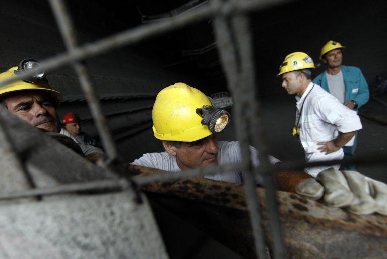 Έληξαν την κατάληψη στα έγκατα της γης | Newsit.gr