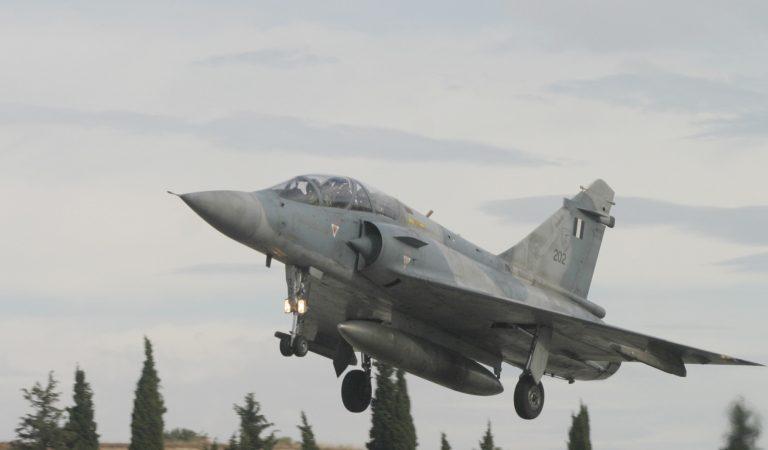 «Εναέριος χορός» από Mirage 2000.Δείτε το εκπληκτικό βίντεο | Newsit.gr