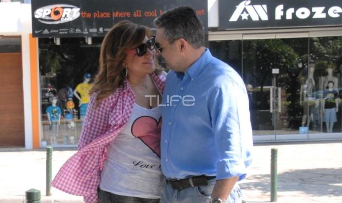 Δ. Μοιραράκη: Τρυφερές στιγμές με τον σύζυγό της! Δες φωτογραφίες | Newsit.gr