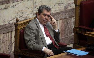 Μητρόπουλος: Δίνω ψήφο εμπιστοσύνης αλλά μέτρα, δεν ψηφίζω!