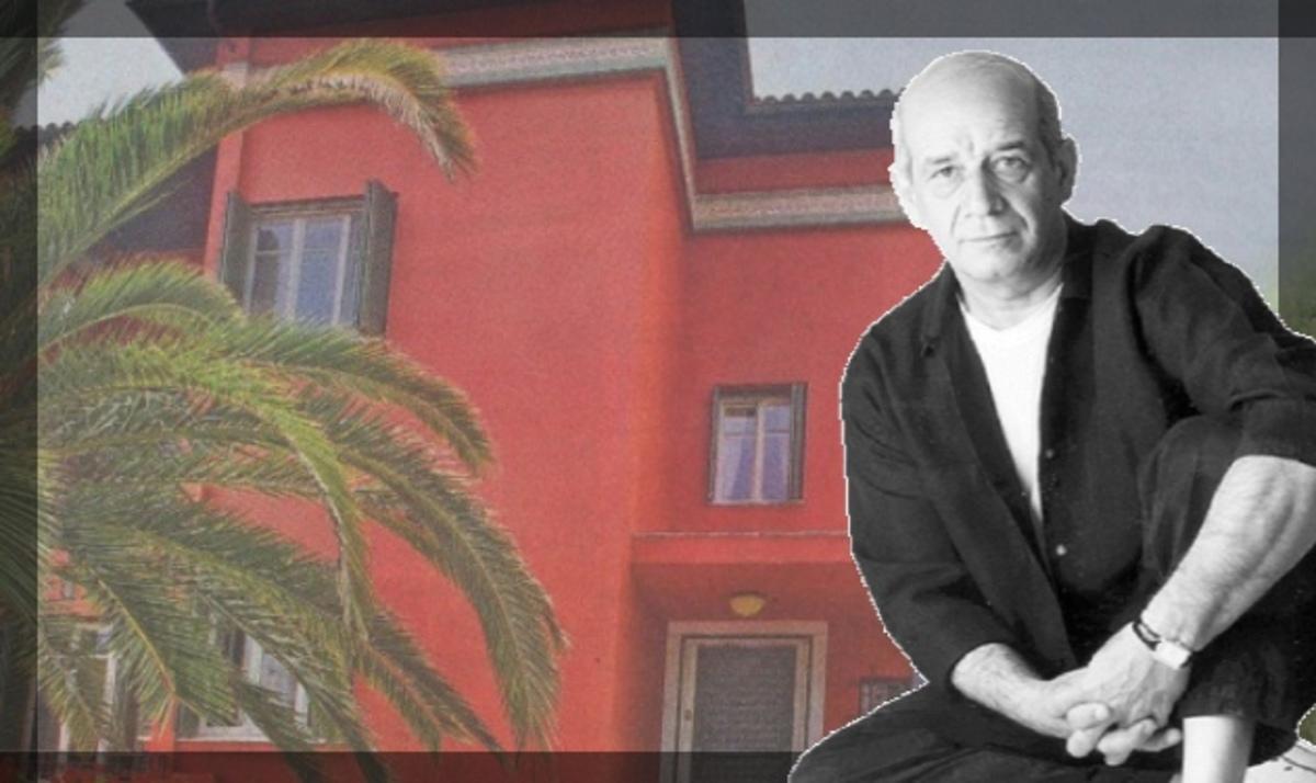 Δ. Μητροπάνος: Η τηλεοπτική κάμερα για πρώτη φορά στο σπίτι του, μετά το θάνατό του! Βίντεο   Newsit.gr