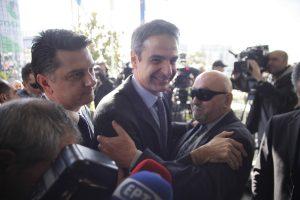 Εκλογές ΝΔ: Ο Μητσοτάκης αφήνει τον Παπαμιμίκο στη θέση του μέχρι το Συνέδριο