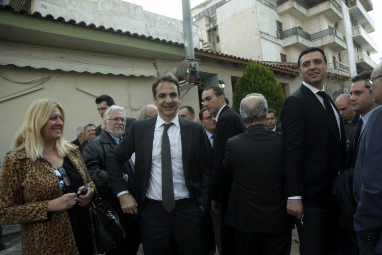Ακυρώθηκε ομιλία του Κυριάκου Μητσοτάκη λόγω γρίπης | Newsit.gr