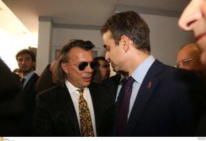 Very impressed από τον Μητσοτάκη ο Ηλίας Ψινάκης [pics]