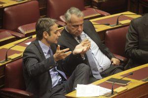 Εκλογές ΝΔ: Στηρίζει έμμεσα Κυριάκο ο Βορίδης – Μητσοτάκης: Δεν τίθεται θέμα ενότητας