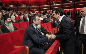 """""""Αποκριάτικη"""" αντιπαράθεση ΣΥΡΙΖΑ – ΝΔ για Attica, Κήρυκα, Μαρέβα"""