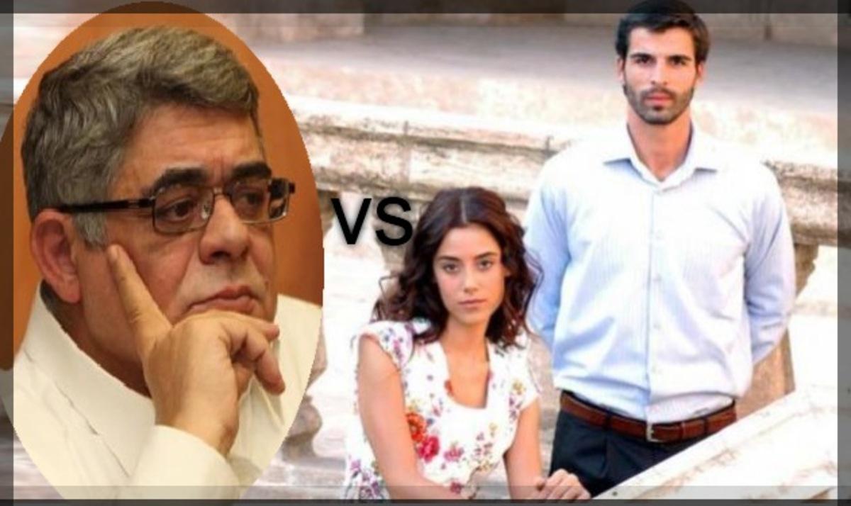 Ν. Μιχαλολιάκος: «Ο καλός Χρυσαυγίτης δεν παρακολουθεί τουρκικά σίριαλ!» | Newsit.gr