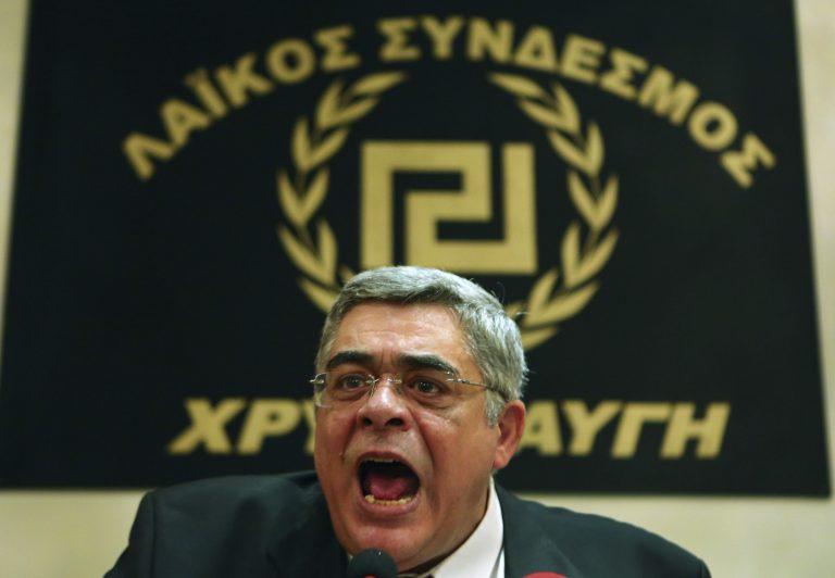 Μήνυση κατά Βενιζέλου-Παπακωνσταντίνου από τη Χρυσή Αυγή | Newsit.gr
