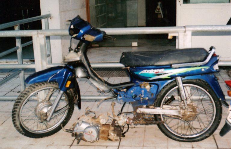 Χαλκίδα: Έκλεβαν μηχανάκια, τα έκαναν ανταλλακτικά και τα πωλούσαν στο διαδίκτυο   Newsit.gr