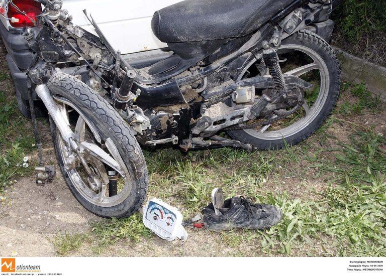 Ρόδος: Πέθανε σε βόλτα με τη μηχανή με συνοδηγό την 15χρονη αδερφή του | Newsit.gr