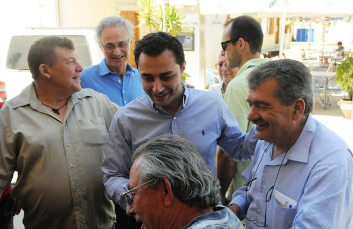 Ο νεαρός μηχανικός που έκανε τη μεγάλη έκπληξη στην Κρήτη | Newsit.gr