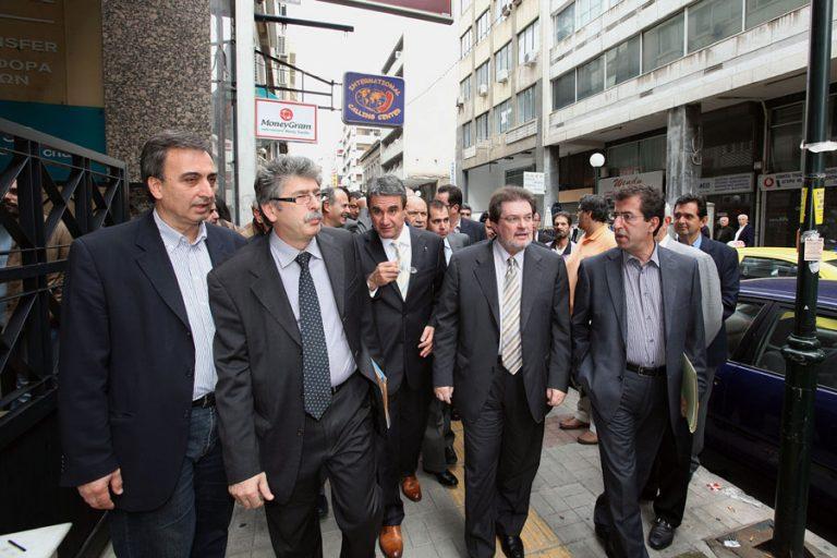 Την απομάκρυνση του ΟΚΑΝΑ ζήτησε ο Γ. Μίχας   Newsit.gr