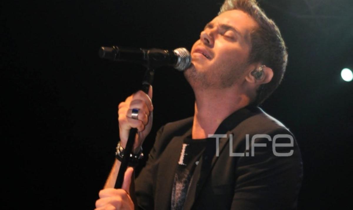 To TLIFE στην πρώτη καλοκαιρινή συναυλία του Μ. Χατζηγιάννη! | Newsit.gr