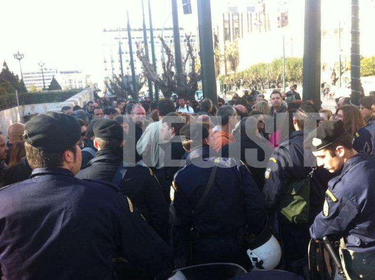 Ανοιξαν οι δρόμοι στο κέντρο της Αθήνας | Newsit.gr