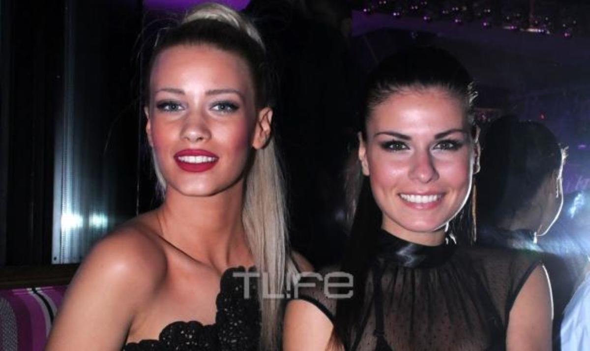 Β. Τσιρογιάννη – Α. Πικράκη: Βραδινή έξοδος για την Σταρ Ελλάς και Μις Ελλάς 2012! Φωτογραφίες   Newsit.gr