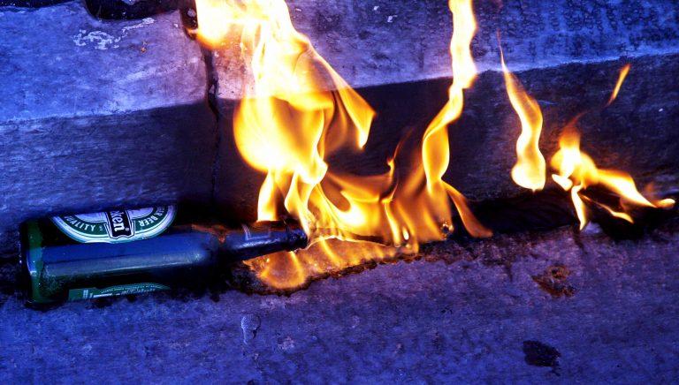 Ηράκλειο: Πανικός με μολότοφ σε στρατιωτικό αεροδρόμιο!   Newsit.gr