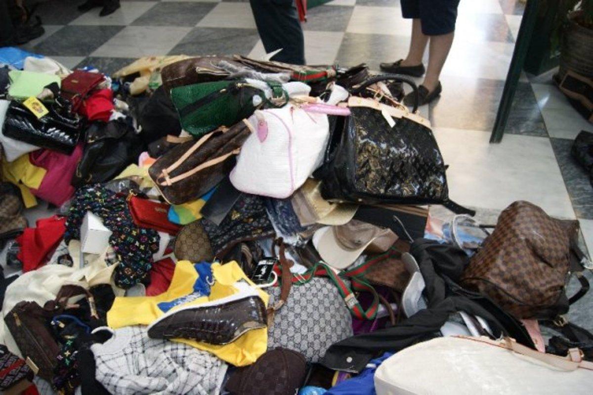 Κρήτη: 3.000 προϊόντα – μαϊμού στα χέρια της Αστυνομίας-ΦΩΤΟ | Newsit.gr
