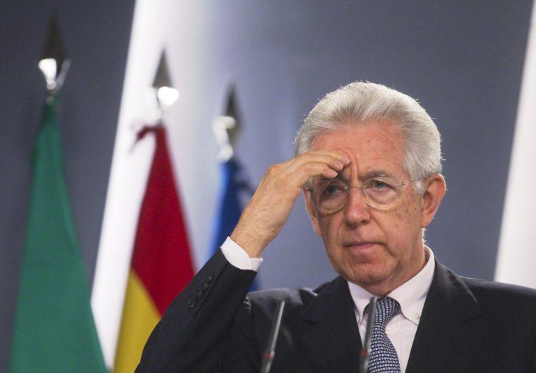 Μόντι: Τραγωδία αν το ευρώ γίνει διασπαστικός παράγοντας για την Ευρώπη | Newsit.gr