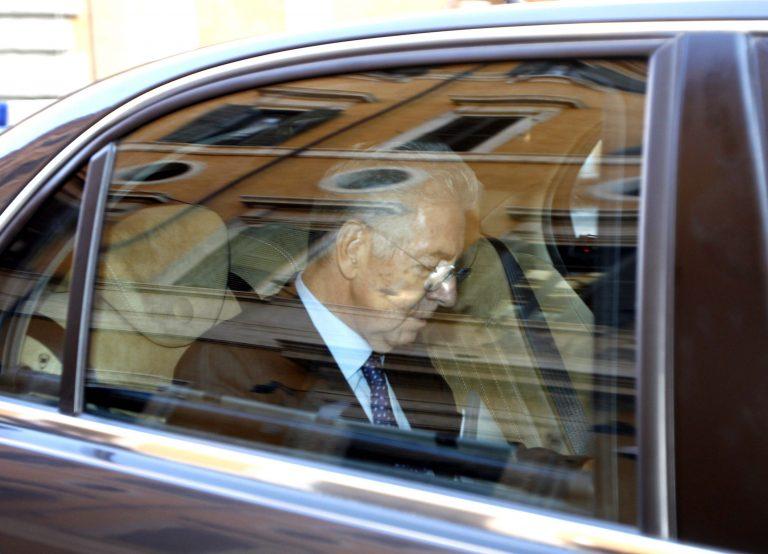 Μάριο Μόντι για την Ελλάδα: «Οι Έλληνες θέλουν το ευρώ και ξέρουν το τίμημα» | Newsit.gr