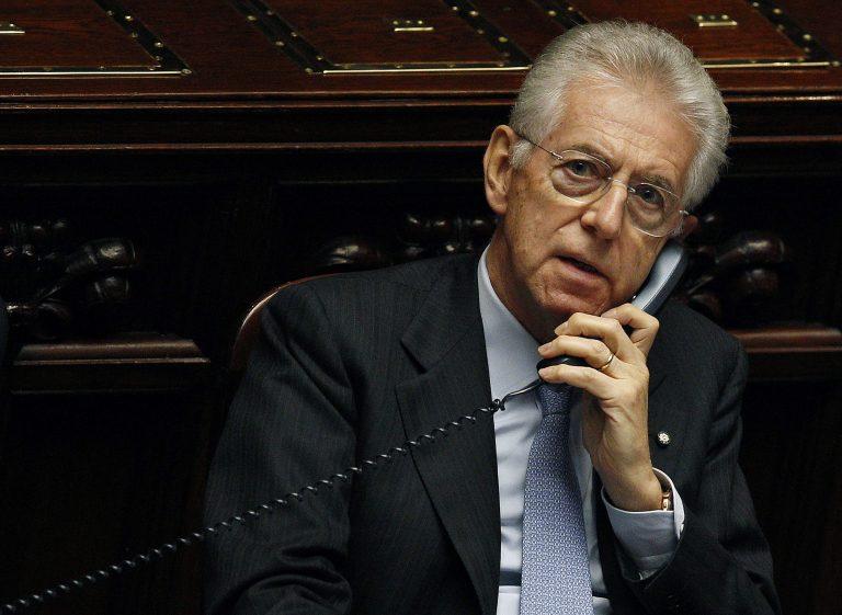 Ο Μάριο Μόντι έρχεται και φέρνει νέα μέτρα ύψους 1,5 δισ. ευρώ | Newsit.gr