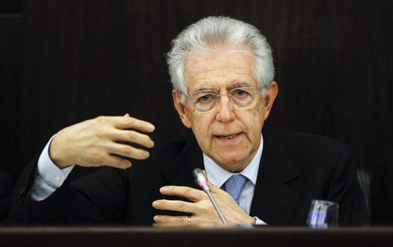 Οι Ιταλοί δε θέλουν τον Μόντι! | Newsit.gr