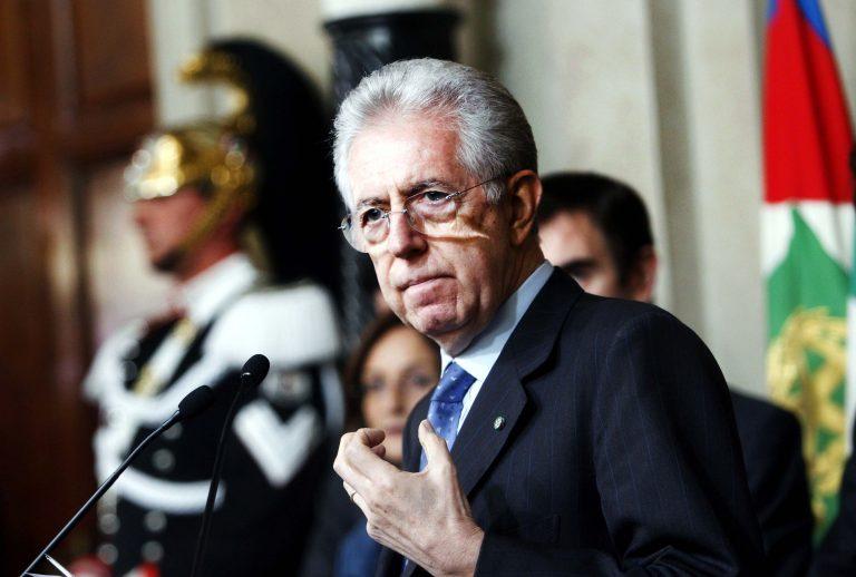 Μάριο Μόντι: «Εργαζόμαστε για το δημόσιο συμφέρον» | Newsit.gr