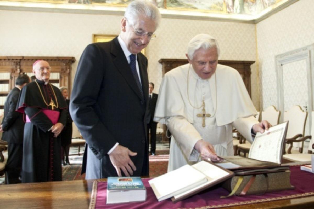 Τι είπαν οι Ευρωπαίοι ηγέτες για την παραίτηση του Πάπα   Newsit.gr