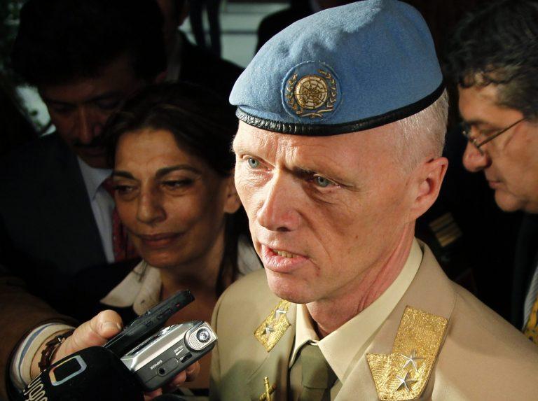 Εκκληση για τερματισμό της βίας στη Συρία από το στρατηγό Μούντ   Newsit.gr