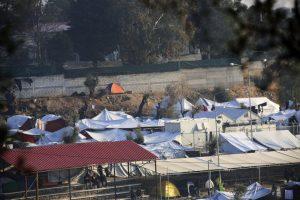 Λέσβος: Απεργία των εργαζομένων στον καταυλισμό της Μόριας