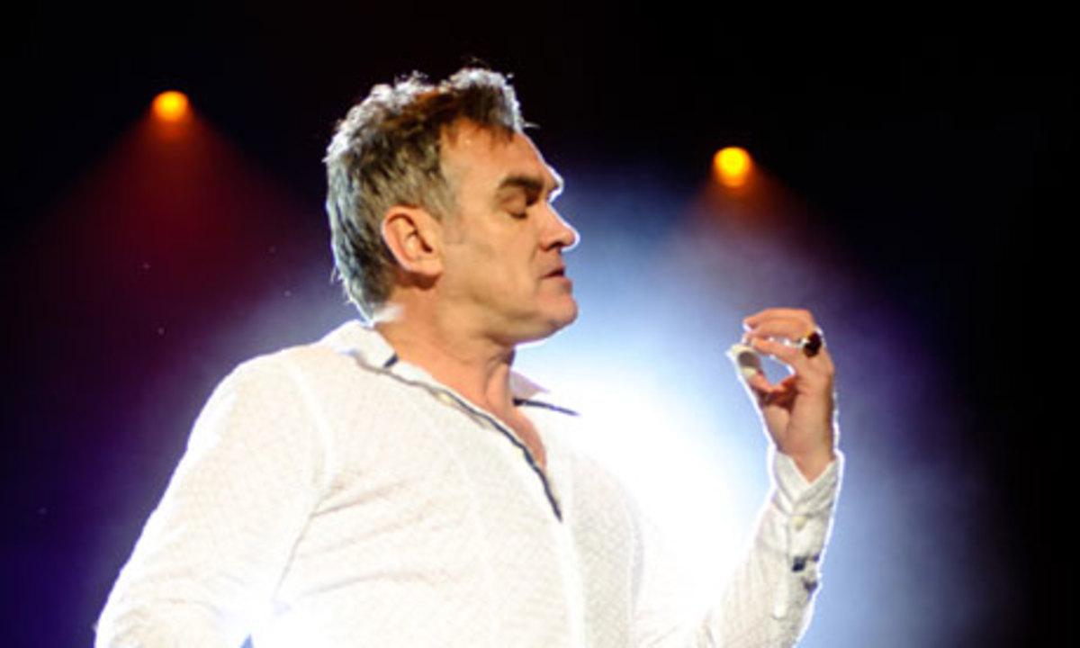Ακύρωσε την περιοδεία του ο Morrissey | Newsit.gr