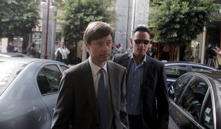 Τι είπε ο τροϊκανός Μορς στον Λυκουρέντζο! | Newsit.gr