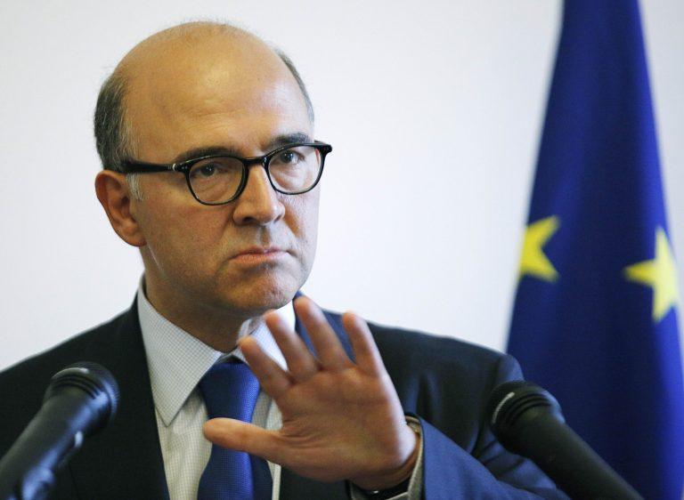 Μοσκοβισί:  Μπορούμε να βοηθήσουμε την Ισπανία αν το ζητήσει | Newsit.gr