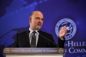 Μοσκοβισί: Αυτό είναι το τελευταίο μνημόνιο για την Ελλάδα – Δεν θέλουμε τέταρτο