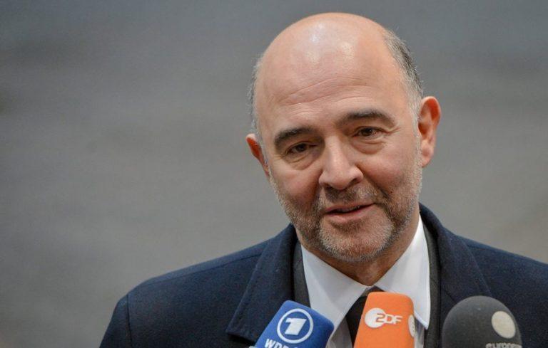 Κατηγορηματικός ο Μοσκοβισί: Δεν θα υπάρξει «μεταμφιεσμένο» τέταρτο πρόγραμμα για την Ελλάδα