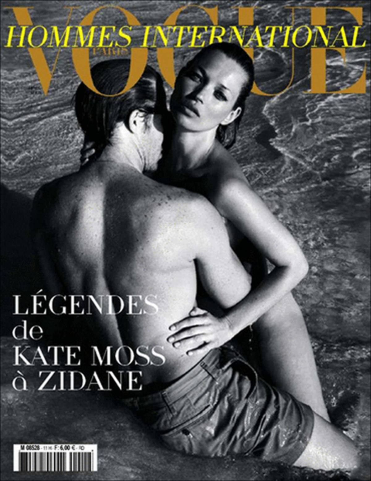H γυμνή φωτογράφηση της Kate Moss | Newsit.gr