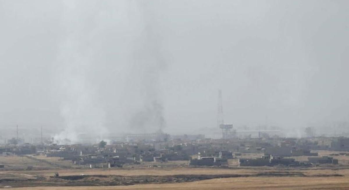 Τουρκικά αεροπλάνα μεταξύ εκείνων που επιχειρούν για την ανακατάληψη της Μοσούλης | Newsit.gr
