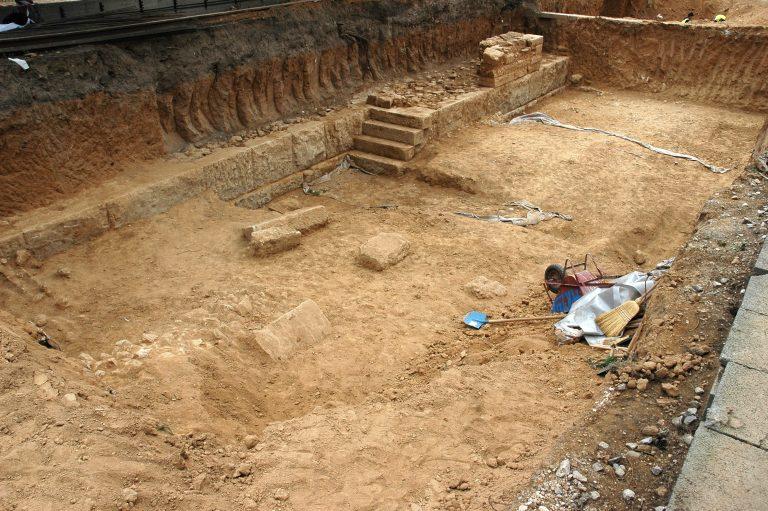 Μοσχάτο: Αρχαία τείχη από το έτος 394 π.Χ. ! | Newsit.gr