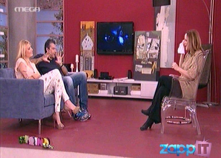 Η συγκίνηση της Αριέττας Μουτούση   Newsit.gr