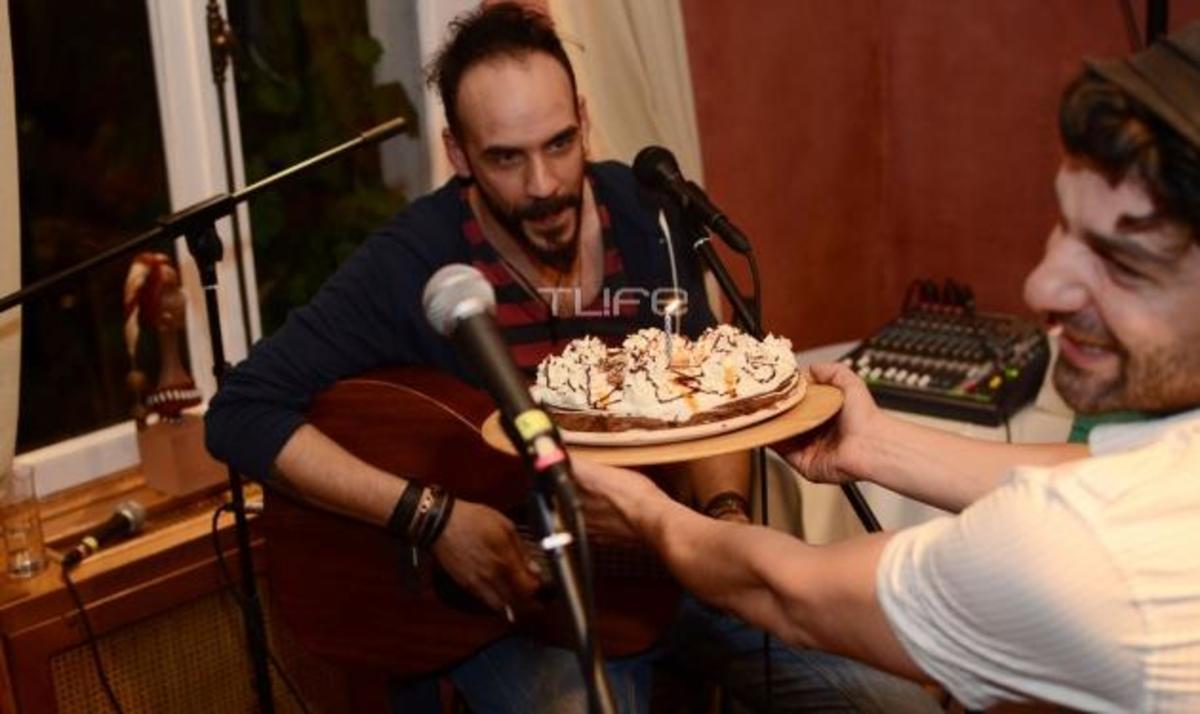Π. Μουζουράκης: Το πάρτυ – έκπληξη για τα γενέθλιά του! Δες ποιοι βρέθηκαν εκεί | Newsit.gr
